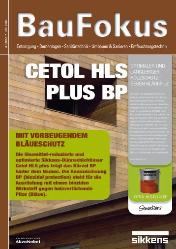 Baufokus - fastsolution AG