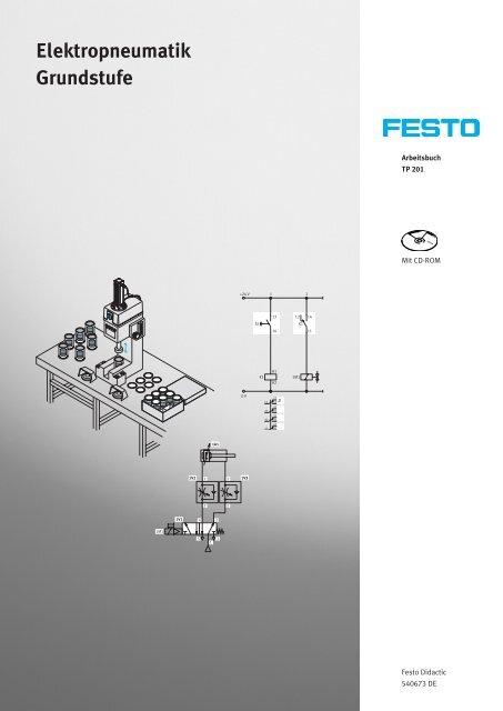 Elektropneumatik Grundstufe Festo Didactic