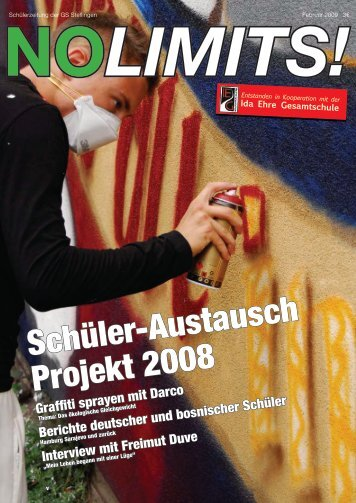 Schüler-Austausch Projekt 2008 - Hamburg - Sarajevo