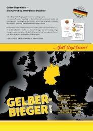 Gesamtkatalog - Gelber-Bieger GmbH