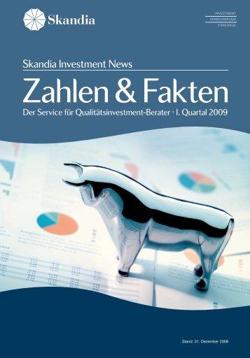 Skandia Investment News