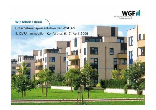 Wgf Anleihe