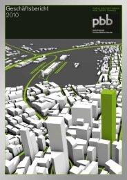Geschäftsbericht 2010 - Deutsche Pfandbriefbank AG