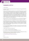 Programmheft - Camerata Carinthia - Seite 6