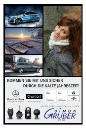 Pkw - Transporter - Lkw - Autohaus Simon Gruber