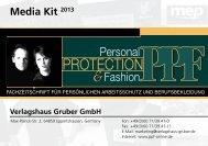 Media Kit 2013 - PPF