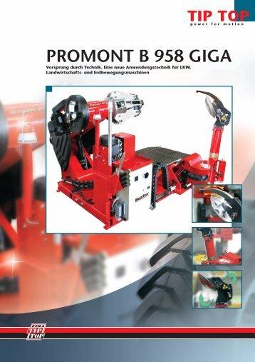 promont b 958 giga - Rema Tip Top