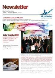 AkzoNobel Newsletter