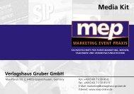mep Media Kit 2009