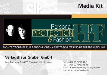PPF Media Kit 2009