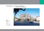 Vermietungsdossier - Feusi + Partner AG