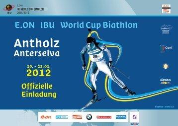 Biathlon Antholz