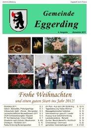 Gemeindezeitung 04/2011 - Eggerding