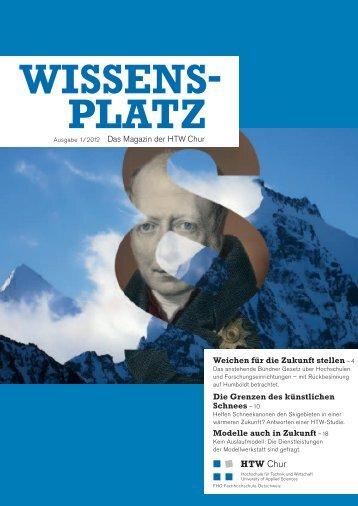 Die « Südostschweiz Medien - HTW Chur