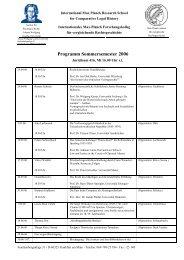 Programm Sommersemester 2006 - Goethe-Universität