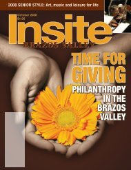 October 2008 - The Insite Group