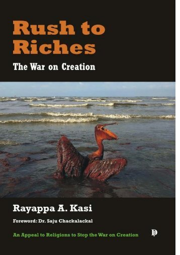 Rush to Riches: The War on Creation. Rayappa - Planet chaser...