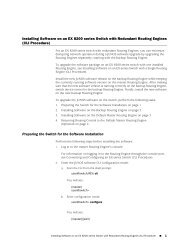 EX Series Switches Interfaces Overview - Juniper Networks (www