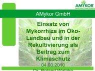 AMykor GmbH - BUND Sachsen