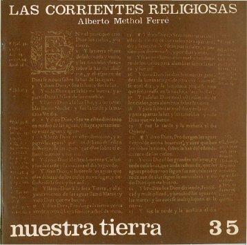 Las corrientes religiosas / Alberto Methol Ferré - Publicaciones ...