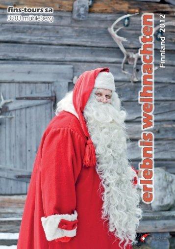erlebnis weihnachten - Fins-Tours