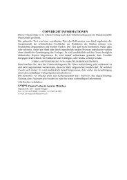 König Ödipus - Ganzer Text, leicht verändert - SMS TheaterVerlag