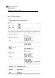 Dienststellenverzeichnis Basel/Weil am Rhein-Autobahn (180)