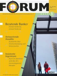 Beratende Banker - Forum