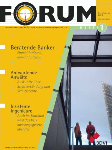 Beratende Banker - Forum