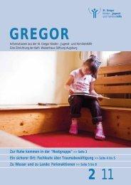 Gregor 2011-2.pdf - St. Gregor Jugendhilfe