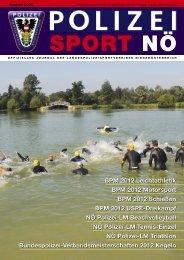 BPM 2012 - Landespolizeisportverein NÖ