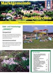 12,20 MB - Marktgemeinde Sinabelkirchen