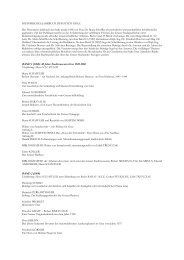 BAND 1 (1968): 40 Jahre Stadtmuseum Graz ... - Kulturserver Graz
