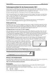 Druckversion SS 2011 (Lehre) [PDF, 0,6 MB - KomVor ...