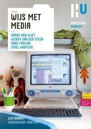 Wijs met Media / De tools zijn er! Waar - Crossmedialab