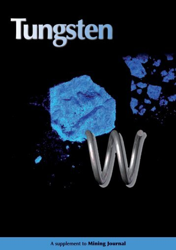 Tungsten - Mining Journal