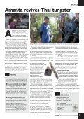 Tungsten - Mining Journal - Page 7