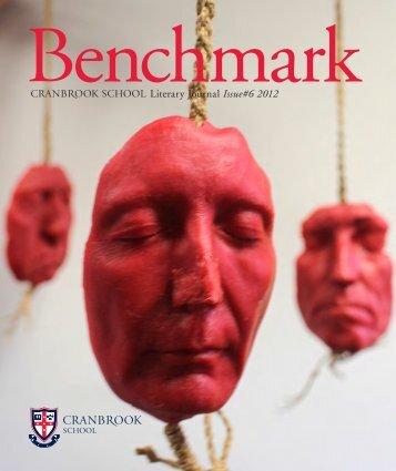 Benchmark - Cranbrook School
