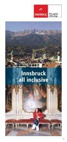 INNSBRUCK CARD - AlpinLodges - Page 3