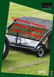 2012 Forhandler Katalog Händler Katalog Dealer ... - Interempresas