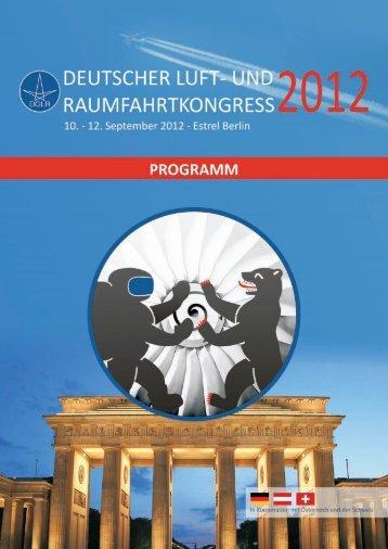 DLRK2012_Finales Programm P2-8x3 - Deutscher Luft- und ...