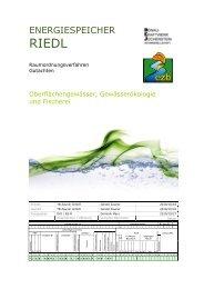 ENERGIESPEICHER - Die Regierung von Niederbayern