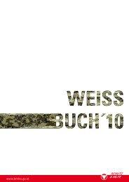 W e iS S b u c h 2 0 1 0 - Österreichs Bundesheer