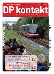 15T - Dopravní podnik hlavního města Prahy