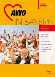 AWO IN BAYERN - Helfer Ausgabe 4/2012 (.pdf - Arbeiterwohlfahrt ...