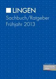Download als PDF - Lingen Verlag