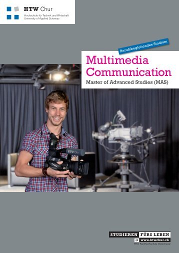 MAS in Multimedia Communication - HTW Chur
