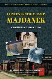 Concentration Camp Majdanek - Holocaust Handbooks