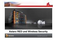 Astaro Access Points - pL coteam GmbH + Co KG