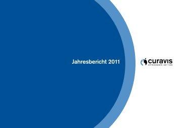 Jahresbericht 2011 - curavis